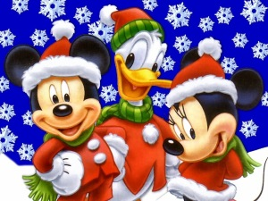 mickey merry christmas SYgj